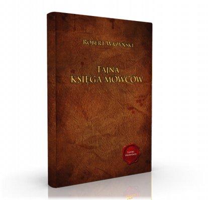 Okładka Tajnej Księgi Mówców
